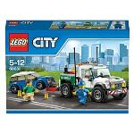 LEGO City Pickup Tow Truck 60081