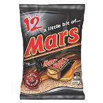 Mars Funsize 12pk 216g
