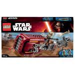 LEGO Star Wars Rey\'s Speeder 75099