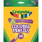 Crayola Coloured Pencils 24 Pack