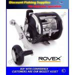 Rovex Altus LW30 Level Wind Reel