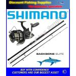 Shimano Big Baitrunner Long Cast - Backbone Elite Surf Combo