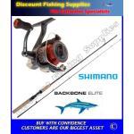 Shimano Stradic 2500 Ci4 - Backbone Elite Spin Combo 3-5kg