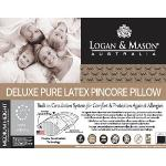 Logan & Mason Deluxe Pure Latex Pillow