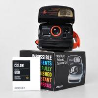 Polaroid 600 Camera 1990s Style