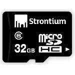 Strontium MicroSDHC Class 6 32GB