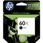 HP Ink Cartridge High Capacity 60xl Black Cc641wa