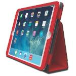 Kensington Comercio Soft Folio Case & Stand for iPad Air - Rich Red T30664
