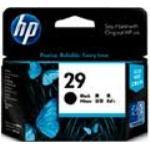 HP Genuine Ink Catridge NO.29 Black 51629A