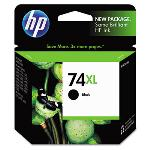 HP Ink Cartridge #74XL Black CB336WA