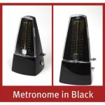 METRONOME WITH METAL MECHANISM - COLOUR CHOICE