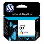 HP No 57 Tri Colour Inkjet Cartridge C6657AA