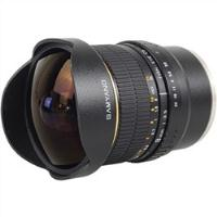 Samyang 8mm F3.5 Fisheye CS For Canon