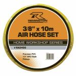Remington PVC Air Hose Set 10mm x 10m RA3400