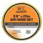 Remington PVC Air Hose Set 10mm x 20m RA3401