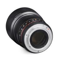 Samyang 85mm T1.5 AS IF UMC II VDSLR For Canon