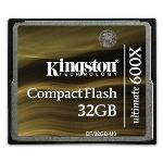 Kingston Ultimate Compact Flash 600x 32GB