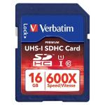 Verbatim Premium UHS-I SDHC Class 10 600x 16GB