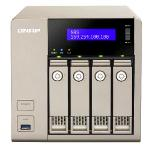 Qnap TVS-463-4G 4-bay