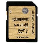 Kingston Ultimate UHS-I SDXC Class 10 90MB/s 64GB