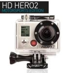 GoPro HD Hero 2 Motorsports Edition