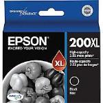 Epson 200 BLACK HY INK CART