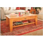 Ferngrove Coffee Table with Rack - Coastwood FGCTR-LR