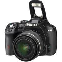 Pentax K-50 + 18-55/3.5-5.6