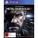 Metal Gear Solid 5 (PS4)