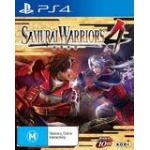Samurai Warriors 4 (PS4)