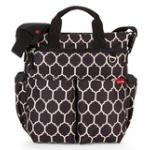 Skip Hop: Duo Signature Diaper Bag - Onyx