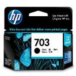 HP Ink Cartridge 703 Black