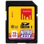 Strontium Nitro UHS-I SDHC Class 10 433x 16GB