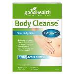 Good Health Body Cleanse Total Detox - TwinPack 90 / 63 capsules