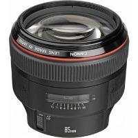 Canon EF 85mm F1.2 L II USM