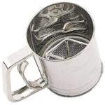 Dline Flour Sifter with Trigger Action 5 Cup
