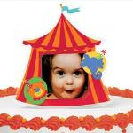 Wilton Big Top Photo Cake Topper