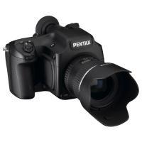 Pentax 645D + 55/2.8