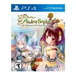 Atelier Sophie The Alchemist of the Mysterious Book (PS4)