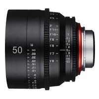 Samyang Xeen 50mm T1.5 For Sony