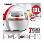 Maxkon UFO Designed Multi-Purpose Healthy Air Fryer Oven Cooker