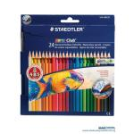 Staedtler Noris 24 Colour Pencil 144 10nc24 Colmst14410nc24