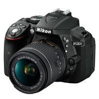 Nikon D5300 + AF-P 18-55/3.5-5.6 G VR