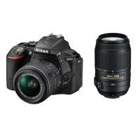 Nikon D5500 + 18-55/3.5-5.6 VR II + 55-300/4.5-5.6 VR