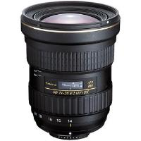 Tokina AT-X 14-20mm F2 Pro DX For Nikon