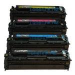 HP 201A CF400A CF401A CF402A CF403A Toner Cartridge