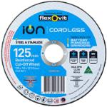 Flexovit 125x1.0x22.2mm Ion Cut Off Wheel