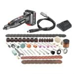 Ozito 12V Li-Ion Rotary Tool with 84 Piece Accessory Kit
