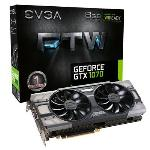EVGA GeForce GTX 1070 FTW Gaming ACX 3.0 8GB GDDR5
