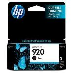 HP Ink Cartridge CD971AA Black
